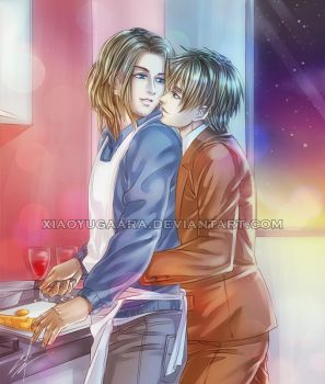 APH: What's for Dinner? by xiaoyugaara