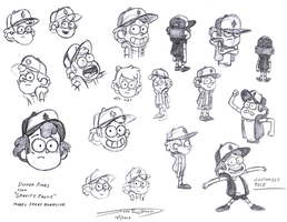 Dipper Exercise - 2013-10-01 (Reduced) by ryuuseipro