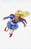 Supergirl by RAHeight2002-2012