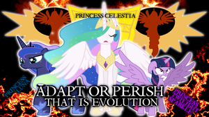 Princesses of Evolution by XYZExtreme13