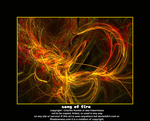 song of fire by fraterchaos