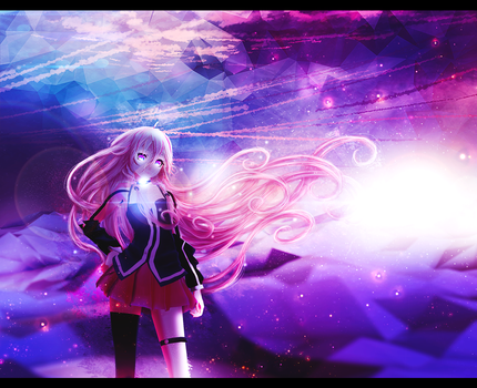 .: Shooting Star :. by Alice-Hato