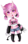 CM: Idoodlechibis - Itsy by LumiPop
