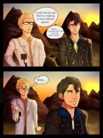 A Little Bit of Excitement (Fallout) by SatiricalKat