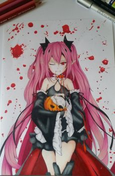 Request - Krul Trepes! by TheSassyFox