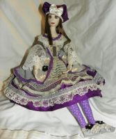 Cloth Doll - Morgren by mihijime