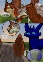 Beautiful Shades Of A Night Fury: Part One-Pg 124 by PandaFilms