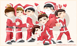 INFINITE XMAS by G-Trace