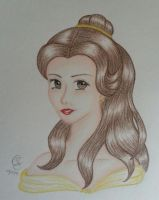 Beauty and The Beast:Belle by ShyScope
