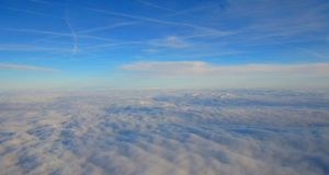 Above the Clouds by Khyrean