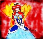 .MLG GA. Princess of Piquancy by Glaciliina