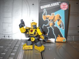 Transformers Robots in Disguise Bumblebee by Prowlcop