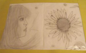 Sunflower by Janica23