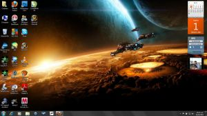 Fondo Escritorio Starcraft II by Maverick-21