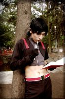 Sai Cosplay by Uchiha-Joey