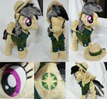 VickiFox's Daring Do by Cryptic-Enigma