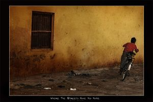 Where The Streets Have No Name by gilad