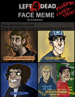 L4D faces meme by SIIINS