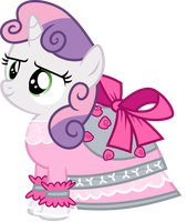 Sweetie Belle Play Outfit by Jeatz-Axl