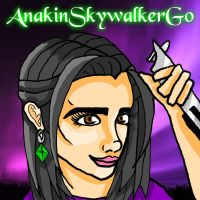 ID For AnakinSkywalkerGo by Chrisily