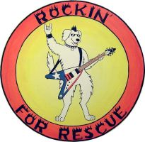 Rockin for Rescue by Woolf20