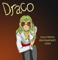 Lily's Pads - Draco by ZOE-Productions