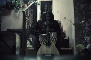 Guitar by giosolARTE