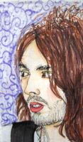 Russell Brand by lizziep