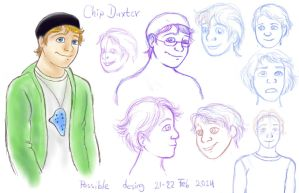 Chip early design by Atrixfromice