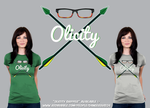 Olicity Shipper Tee by DANgerous124