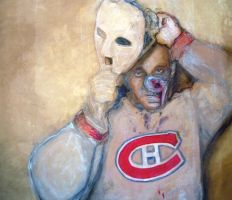 Jacques Plante by ChrisFischer