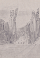 Argonath by Jill92