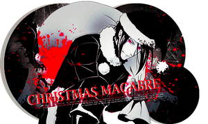 Christmas Macabre by FlowEditions