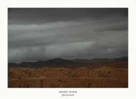 Desert Storm by JuliaKretsch