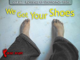 We got your shoes by Psychiatry
