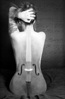 Cello by MissSandstrom