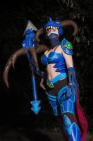 Dragonslayer Vayne - Stand Alone by DISC-Photography