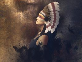 Indian Wallpaper by Strawberryluv42