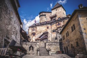 Welcome To Orava Castle I by Zoroo