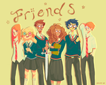 friends by jununy