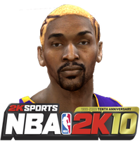 NBA 2K10 icon by Archer120