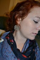 New Earrings by annabellthehippie