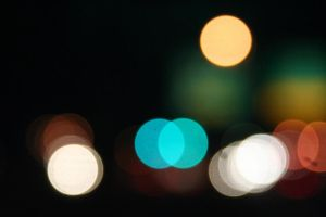 My First Bokeh at Night by ArtmasterRich