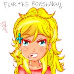 Fear The Ronshaku!! |#Yandere Simulator by ThunderLionel