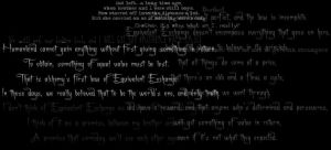 FMA-Alphonse Quote Brushset by VFantice