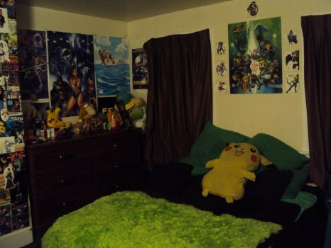my bed by juggalo08332