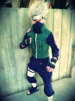 kakashi sensei by That1Fan