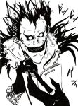 Ryuk - Death Note by Jo0Y