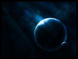 Planet Samth by SleipnirVIII