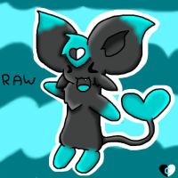 Raw by CoolUmbreon